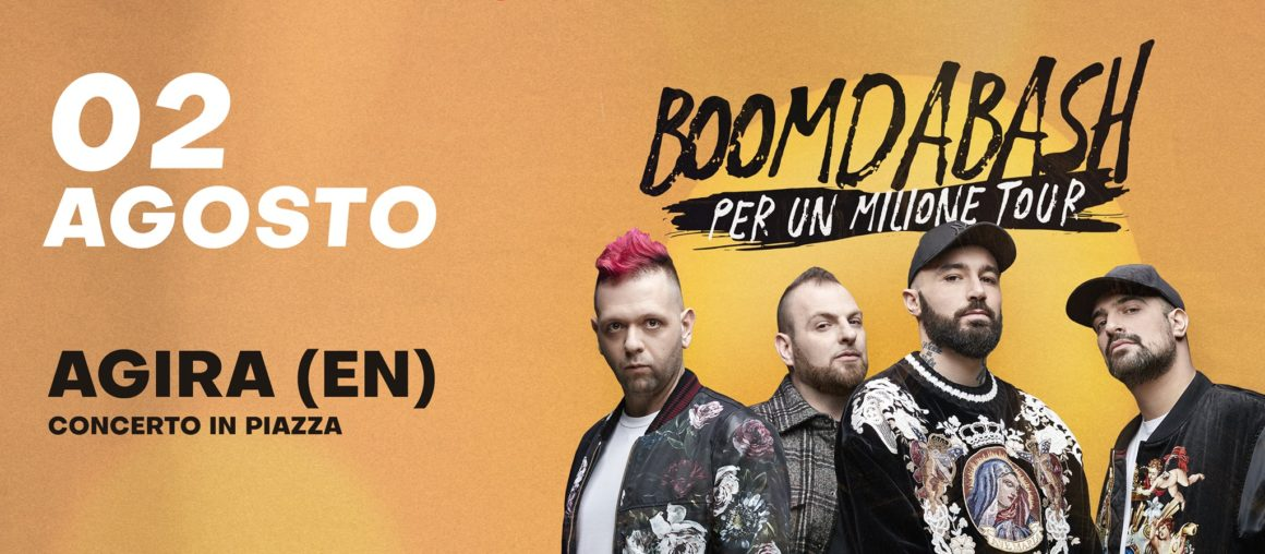 Bommbadash in concerto