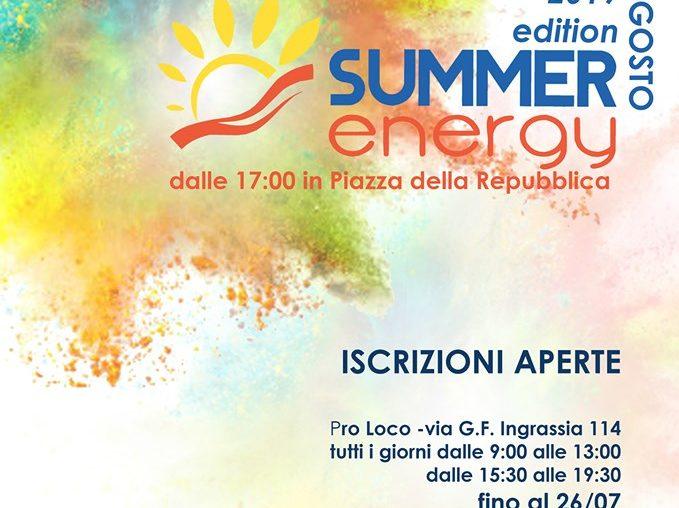 Summer energy e Torneo pallavolo