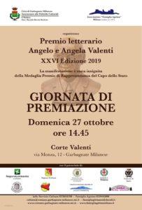 Premio Letterario Angelo e Angela Valenti - Garbagnate Milanese