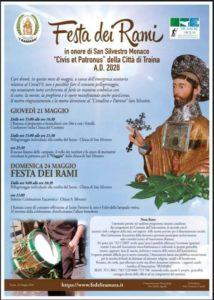 Festa dei Rami - Troina